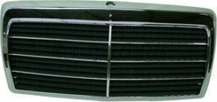 1987-1993 Mercedes Benz 300d Grille Replacement Mercedes Benz Grille M207 87 88 89 90 91 92 93