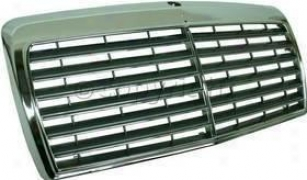 1987-1993 Mercedes Benz 300d Grille Replacement Mercedes Benz Grille M070172 87 88 89 90 91 92 93