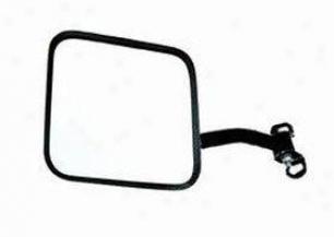 1987-1995 Jeep Wrangler Mirror Cipa Jeep Mirror 44701 87 88 89 90 91 92 93 94 95