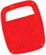 1987-1995 Jeep Wrangler Tail Light Omix Jeep Tail Light 12404.01 87 88 89 90 91 92 93 94 95