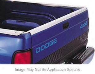 1987-1996 Ford F-150 Tailgate Cap Qmi Fodr Tailgate Cap Tc2758dp 87 88 89 90 91 92 93 94 95 96