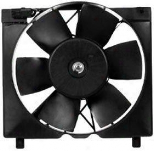 1987-2001 Jeep Cherokee Radiator Fan Dorman Jeep Radiator Blow  620-001 87 88 89 90 91 92 93 94 95 96 97 98 99 00 01