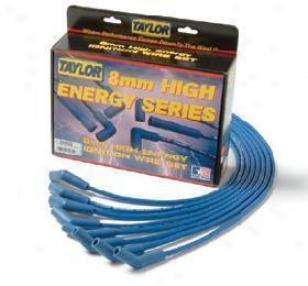 1987 Chevrolet Blazer Ignition Wire Set Taylor Cable Chevrolet Ignition Wire Set 64628 87