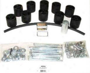 1987 Nissan Pathfinder Body Lift Kit Perf Accessories Niissan Body Lift Kit 4053 87