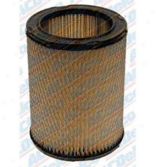 1988-1989 Buick Skylark Air Filter Ac Delco Buick Air Filter A1088c 88 89