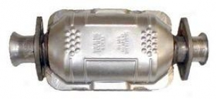 1988-1990 Dodge Colt Catalytic Converter Eastern Dodge Catalytic Converter 40077 88 89 90