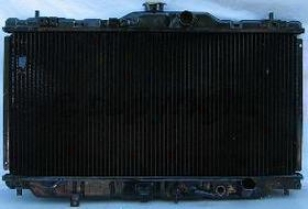 1988-1991 Honda Prelude Radiator Replacement Honda Radiator P885 88 89 90 91