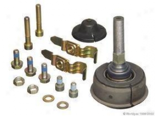 1988-1991 Mercedes Benz 300sel Guide Rod Mount Kit Febi Mercedes Benz Guide Rod Mount Kit W0133-1616456 88 89 90 91