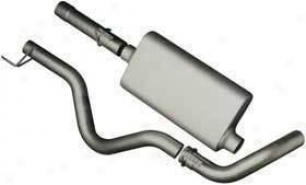 1988-1992 Chevrolet C1500 Exhaust System Flowmaster Chevrolet Exhaust System 17127 88 89 90 91 92