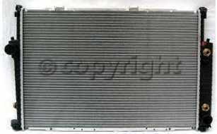 1988-1994 Bmw 750il Radiator Replacement Bmw Radiator P952 88 89 90 91 92 93 94