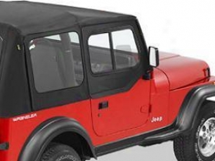 1988-1995 Jeep Wrangler Door Skin Bestop Jeep Door Siin 51785-15 88 89 90 91 92 93 94 95