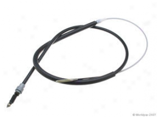 1988 Volkswagen Golf Parking Brake Cable Pimax Volkswagen Paring Brake Cable W0133-1636416 88