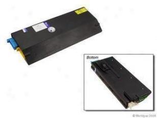 1989-1990 Bmw 525i A/c Control Unit Programa Bmw A/c Control Unit W0133-1598218 89 90