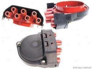 1989-1990 Bmw 525i Distributor Cap Bosch Bmw Distributor Cap W0133-161533 89 90