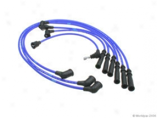 1989-1990 Toyota Pickup Ignition Wire Sharpen Ngk Toyota Igntion Wire Set W0133-1613773 89 90