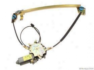 1989-1991 Audi 100 Window Regulator Oeq Audi Window Regulator W0133-1607527 89 90 91