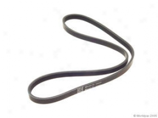 1989-1991 Chrysler Lebaron Accompaniment Drive Girdle Gates Chrydler Accessory Drive Belt W0133-1634527 89 90 91