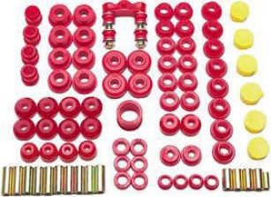 1989-1991 Honda Civic Master Bushing Kit Energy Susp Honda Master Bushing Kid 16.18102r 89 90 91