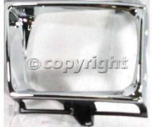 1989-1991 Toyota Pickup Headlight Door Replacement Toyota Headlight Door 3409 89 90 91
