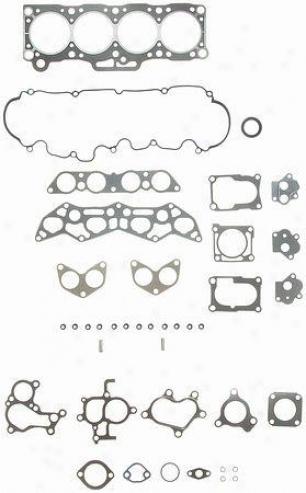 1989-1992 Ford Probe Cyoinder Head Gasket Felpro Ford Cylinder Head Gasket Hs9572pt 89 90 91 92