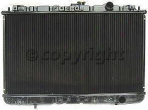 1989-1993 Mitsubishi Galant Radiator Re-establishment Mitsubishi Radiator P233 89 90 91 92 93