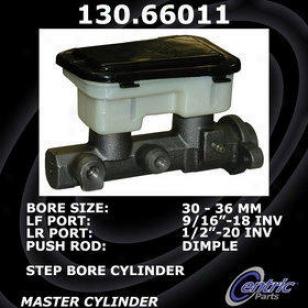 1989-1994 Chevrolet S10 Blazer Brake Master Cylinder Centric Chevrolet Brake Master Cylinder 130.66011 89 90 91 92 93 94
