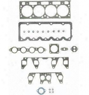 1989-1994 Ford Tempo Cylinder Head Installation Set Felpro Ford Cylinder Head Installation Set His9814pt 89 90 91 92 93 94