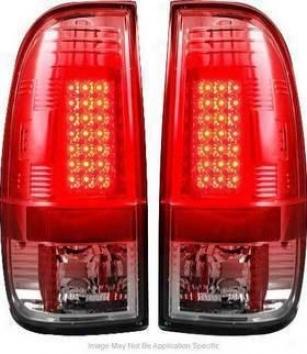 1989-1995 Bmw 525i Tail Illumine Spyder Bmw Tail Light Alt-yd-be3488-led-rc 89 90 91 92 93 94 95