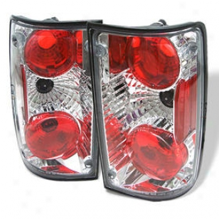1989-1995 Toyota Land Cruiser Tail Light Spyder Toyota Tail Light Alt-6d-tp89-c 89 90 91 92 93 94 95