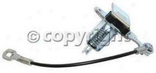 1989 Chevrolet R2500 Tailgate Cable Replacement Chevrolet Tailgate Cable C581907 89