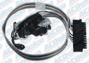 1990-1992 Chevrolet Camaro Wiper Switch Ac Delvo Chevrolet Wiper Switvh D6314c 90 91 92