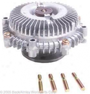 1990-1992 Daihatsu Rocky Fan Clutch Beck Arnley Dahaitsu Fan Clutch 130-0181 90 91 92