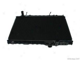 1990-1992 Toyota Supra Radiator Koyo Cooling Toyota Radiator W0133-1605983 90 91 92