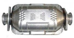 1990-1993 Mazda B2200 Catalytic Converter Eastern Mazda Catalytic Converter 40018 90 91 92 93