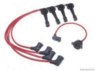 1990-1994 Honda Accord Ignition Wire Sey Bosch Honda Ignition Wire Set W0133-1620656 90 91 92 93 95