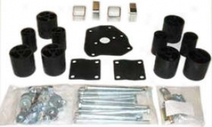 1990-1995 Toyota 4runner Body Lfit Kit Perf Accessories Toyota Body Lift Kit 5513m 90 91 92 93 94 95