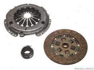1990-1995 Toyota Pickup Clutch Kit Oeq Toyota Clutch Kit W0133-1606080 90 91 92 93 94 95