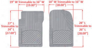 1990-2001 Acura Integra Floor Mats Weathertech Acura Floor Mats Avmf2gr 90 91 92 93 94 95 96 97 98 99 00 01