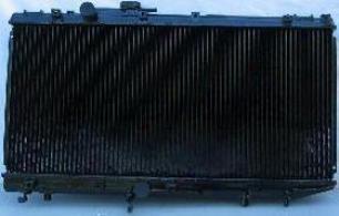 1991-1994 Toyta Tercel Radiator Replacement Toyota Radiator P1319 91 92 93 94