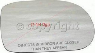 Mile High Acura on 1991 1995 Acura Fable Mirror Glass Ppg Auto Glass Acura Mirror Glass