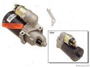 1991-1995 Chevrolet G10 Starter Bbb Industries Chevrolet Starter W0133-1605789 91 92 93 94 95