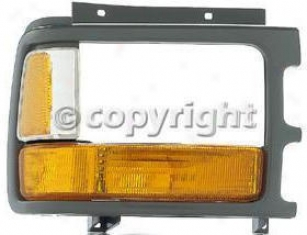 1991-1996 Dodge Dakota Parking Light Replacement Evasion Parking Light 18-3363-77 91 92 93 94 95 96