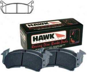 1991-1996 Ford Escort Brake Pad Set Hawk Ford Brakr Pad Set Hb157n.484 91 92 93 94 95 96