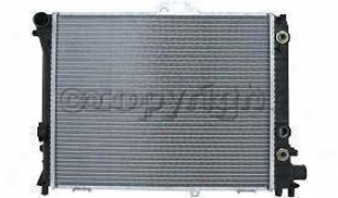 1991-1998 Saab 9000 Radiator Replacement aSab Radiator P2078 91 92 93 94 95 96 97 98