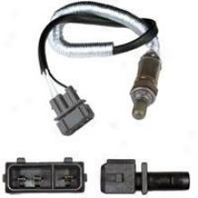 1991 Volkswagen Golf Oxygen Sensor Bosch Volkswagen Oxygwn Sensor 13211 91