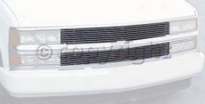 1992-1993 Chevrolet Blazer Billet Grille Replacement Chevrolet Billet Grille Pr-801010 92 93
