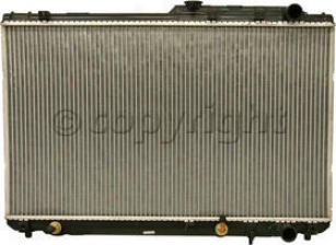 1992-1993 Lexus Es300 Raditaor Replacwment Lexus Radiator P1303 92 93