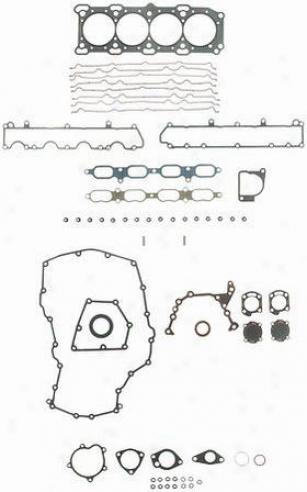 1992-1994 Chevrolet Beretta Cylinder Head Gasket FelproC hevrolet Cylinder Head Gasket Hs9515pt-2 92 93 94