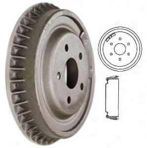 1992-1994 Chevrolet Blazer Brake Drum Centric Chevrolet Brake Drum 122.66021 92 93 94