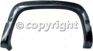 1992-1994 Chevrolet Blazer Fender Flares Replacement Chevrolet Fender Flares 5799 92 93 94